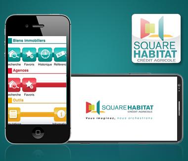 cr dit agricole brie picardie square habitat mobile. Black Bedroom Furniture Sets. Home Design Ideas
